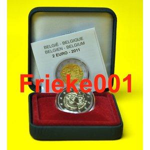 Belgium 2 euro 2011 comm proof