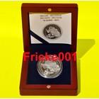 Belgique 10 euro 2011 belle épreuve.(Antarctique)