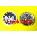 Germany 10 Euro 2007 proof treaty of Rome