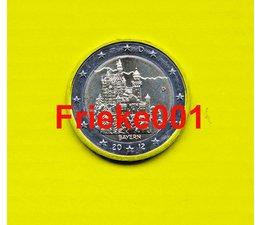Duitsland 2 euro 2012 comm