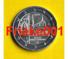 Germany 2 euro 2013 comm