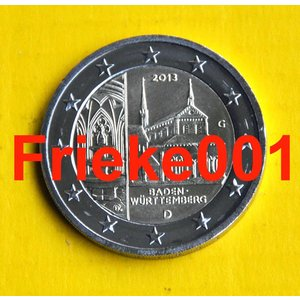 Duitsland 2 euro 2013 comm