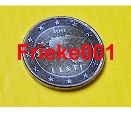 Estonia 2 euro 2011 unc