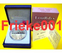 France 1,50 euro 2008 proof.(Lourdes)