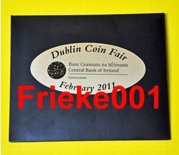 Ierland 2011 coinfair