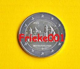 Duitsland 2 euro 2014 comm