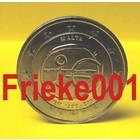 Malta 2 euro 2009 comm.(Emu)