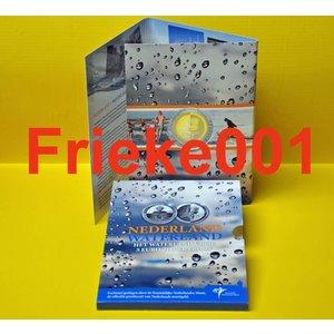 Nederland 5 euro 2010 proof waterland