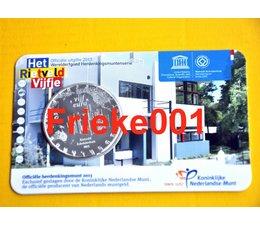 Nederland 5 euro 2013 rietveld
