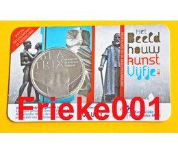 Netherlands 5 euro 2012 sculpture