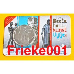 Nederland 5 euro 2012 beeldhouwkunst