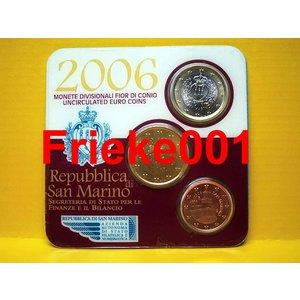 San Marin 2006 Minikit