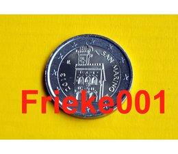 San marino 2 euro 2013 unc
