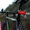 Fahrrad USB Front- und Rückleuchte mit automatischem Bremssensor