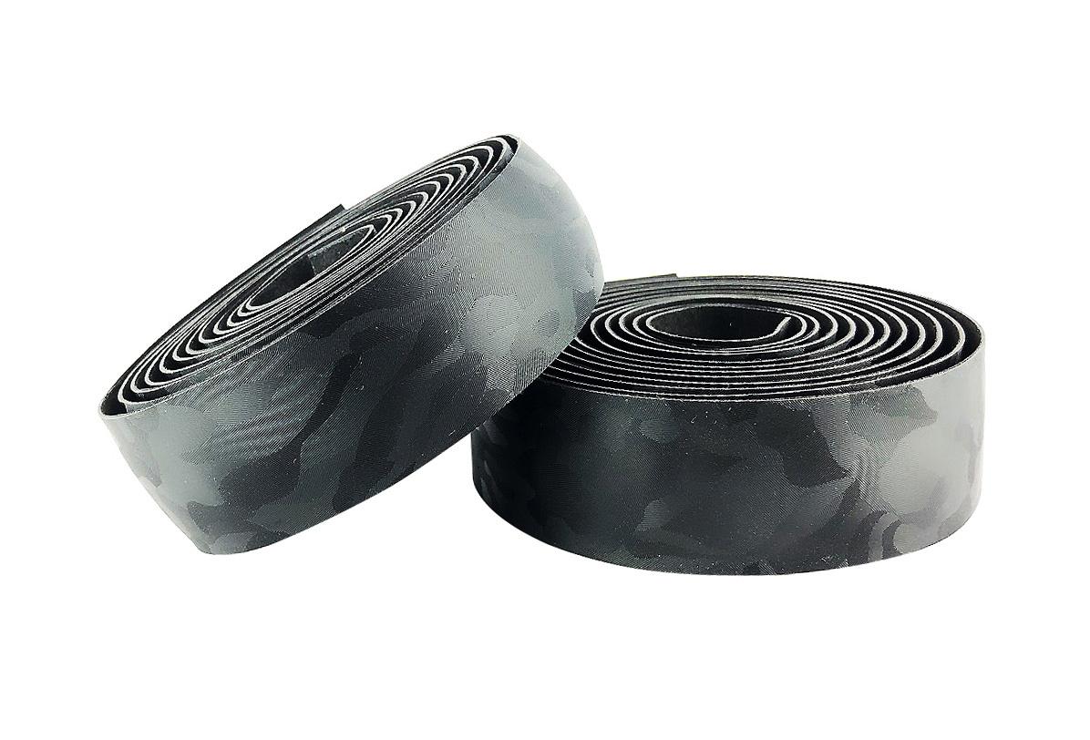 High grip Lenkerband schwarz gemustert