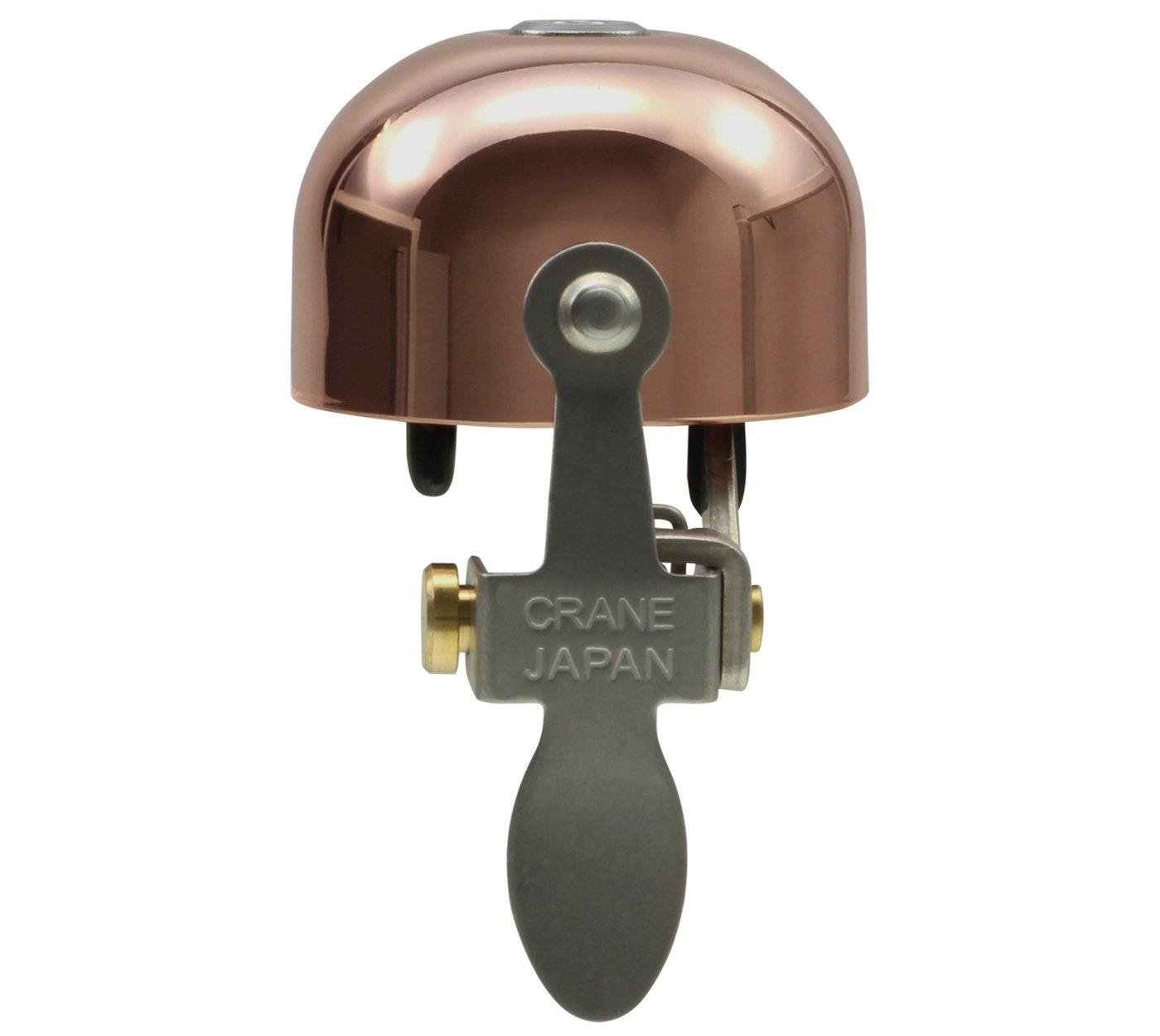 E-NE Glocke Kupfer poliert