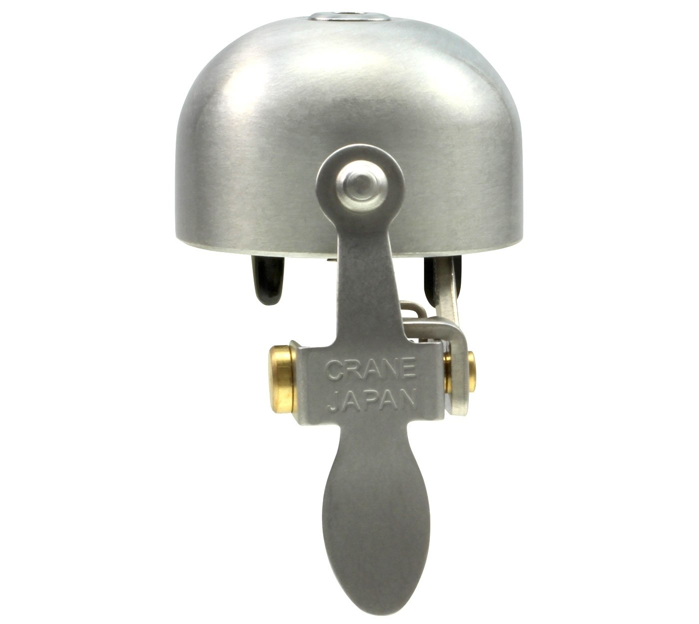 E-NE Glocke Silber matt