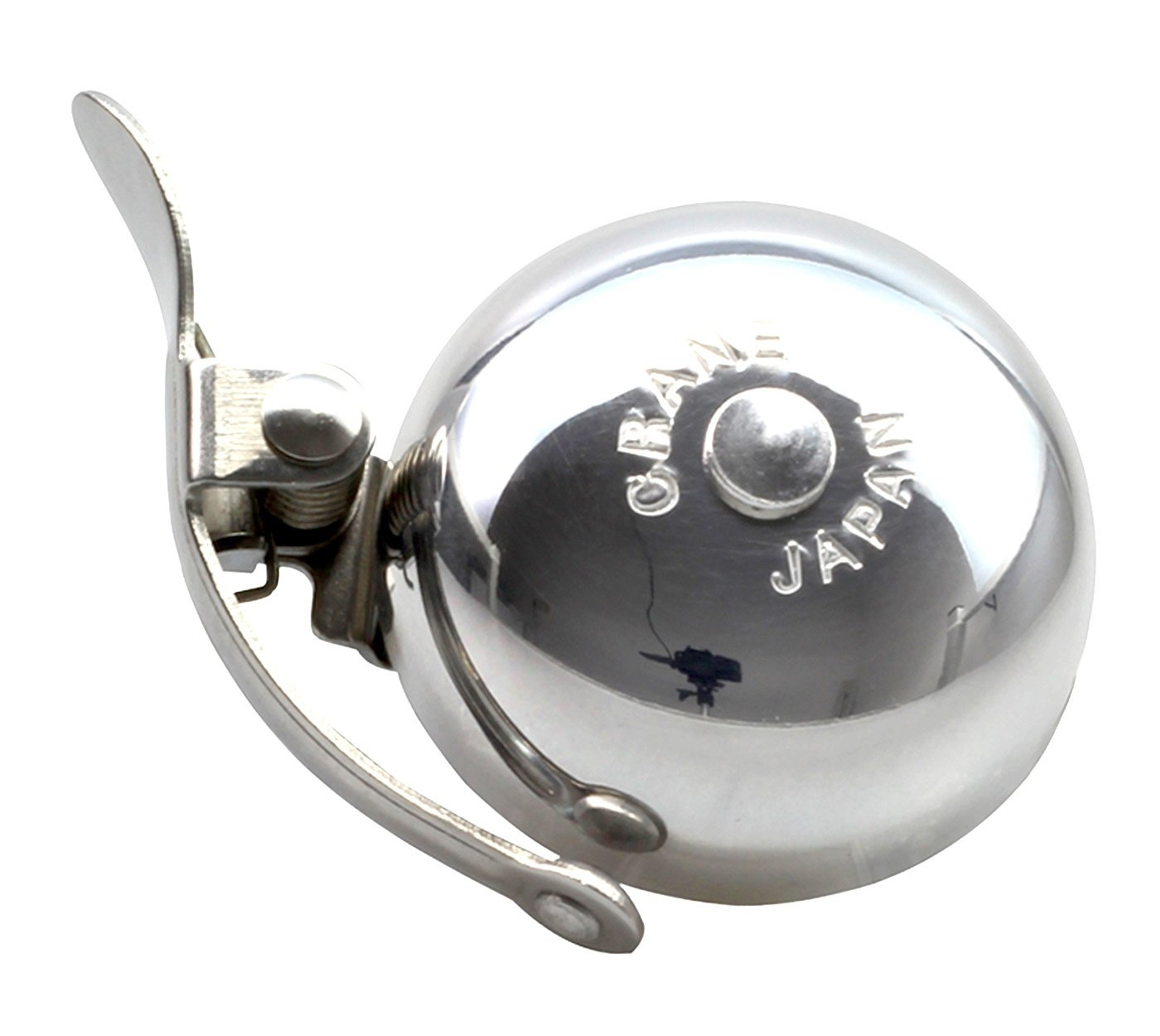 Mini Suzu Glocke - Silber Poliert