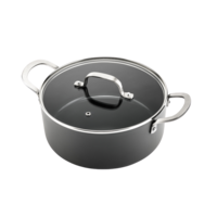 Murray keramische kookpan 20 CM - RVS greep