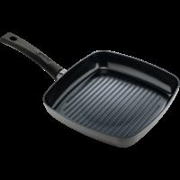ISENVI Avon keramische Grillpfanne 26 CM - Ergogriff