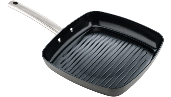Murray keramische grillpan 26 CM