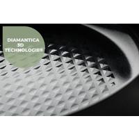 Avon Combi-Deal keramische Bratpfanne und Wok mit Deckel 26 & 28 CM - Ergogriffe