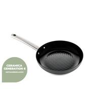 Murray Combi-Deal zwei keramische Pfannen - 24 & 28 CM - Edelstahlgriffe