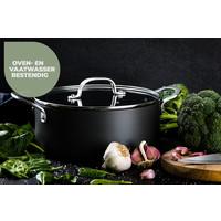 Murray Chef Deluxe Pannenset   - RVS grepen