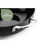 ISENVI Murray keramischer Topf 28 cm - Edelstahlgriff