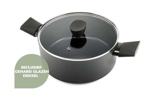 Avon keramische kookpan 28 CM - Ergo greep