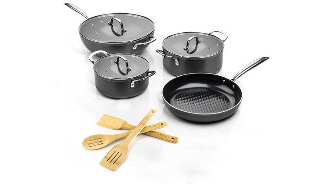 Victoria Forged Kitchen Guru Kochgeschirr-Set