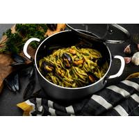 Victoria Forged Kitchen Pro pannenset - RVS grepen