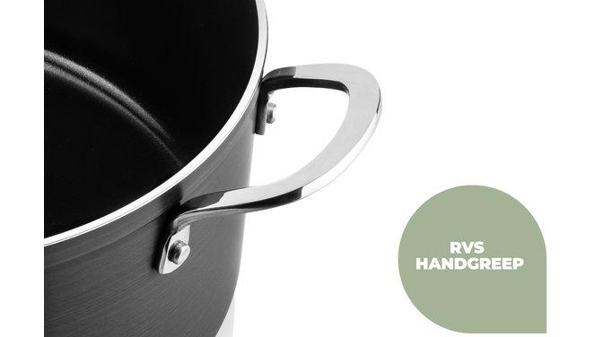 Murray Kitchen Pro + spatels - RVS grepen