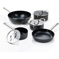Murray Kitchen Master pannenset - RVS grepen
