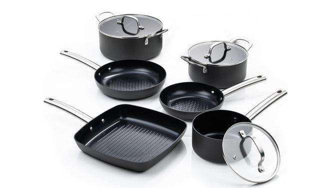 Murray Chef Paris Grill Kochgeschirr-Set