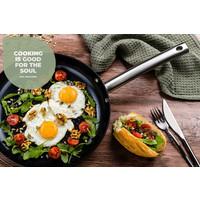 Murray Chef Cuisine pannenset - RVS grepen