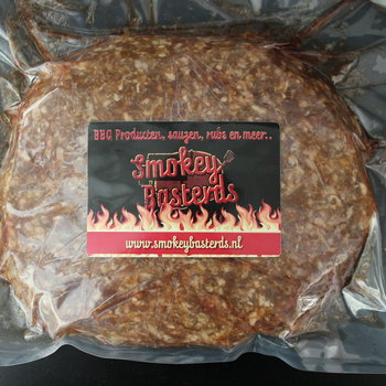 Drunk & Dirty Burger 1000 gram