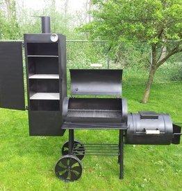 BBQ Smoker 16 inch (6mm dik)