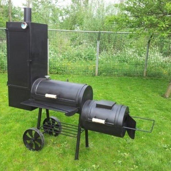 BBQ Smoker 16 inch 6mm (Dutch product)