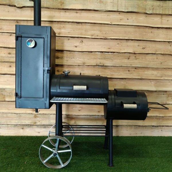 Bbq smoker 13 inch 4mm
