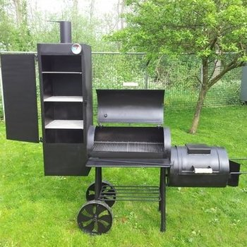 BBQ Smoker 16 inch (4mm dik)