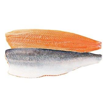 Noorse zalm zijde  filet (vers) +/- 1500 gram