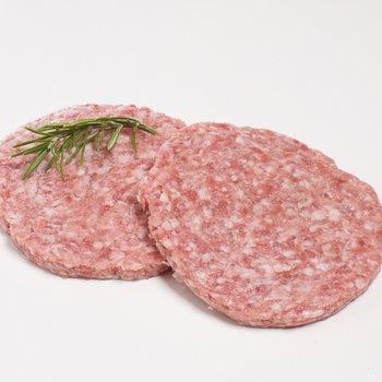 Iberico Hamburgers 3 stuks à 105 gram p/st