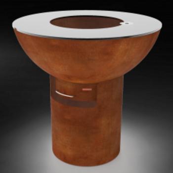 fiQ XL incl. Column XL Corten