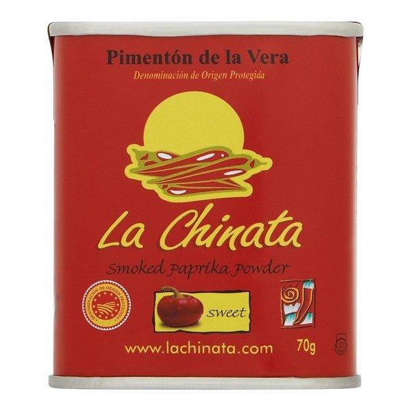 La Chinata Paprikapoeder gerookt sweet