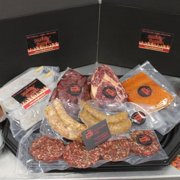 Smokey BBQ pakket Luxe (4 personen)