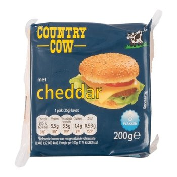 Country Cow Smeltkaas Cheddar