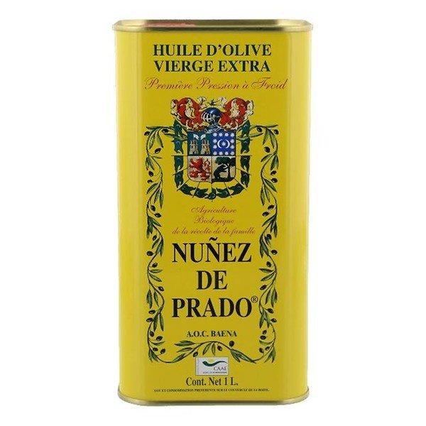 Nuñez de Prado Olijfolie extra vierge, BIO 1000 ml