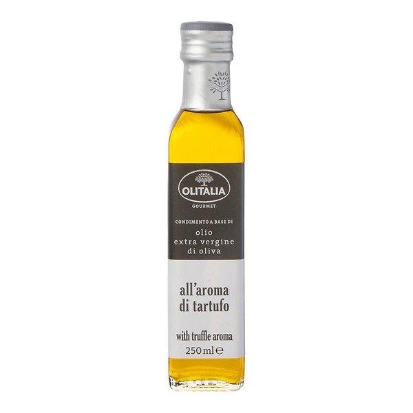 Olitalia Olijfolie met truffel extra vierge 250 ml