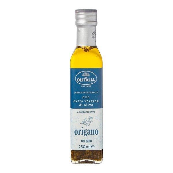 Olitalia Olijfolie met oregano extra vierge 250 ml